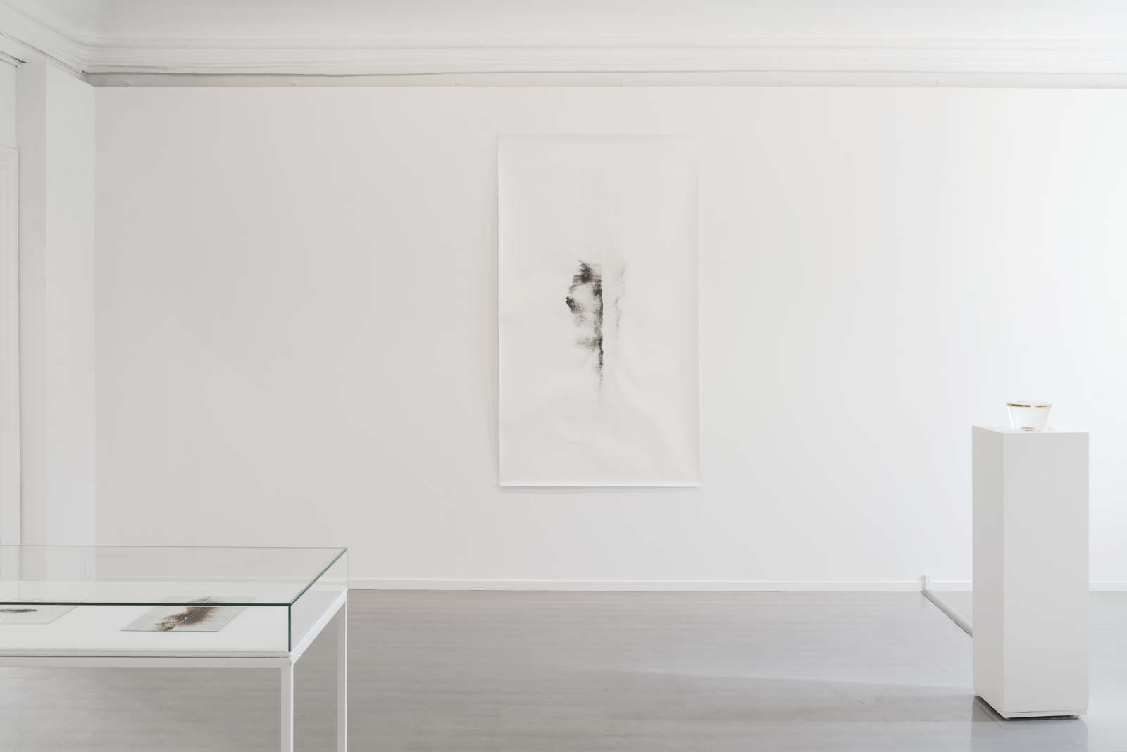 Solo exhibition - DRAWING and SCULPTURE