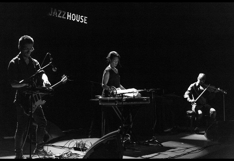 Camille Norment Trio