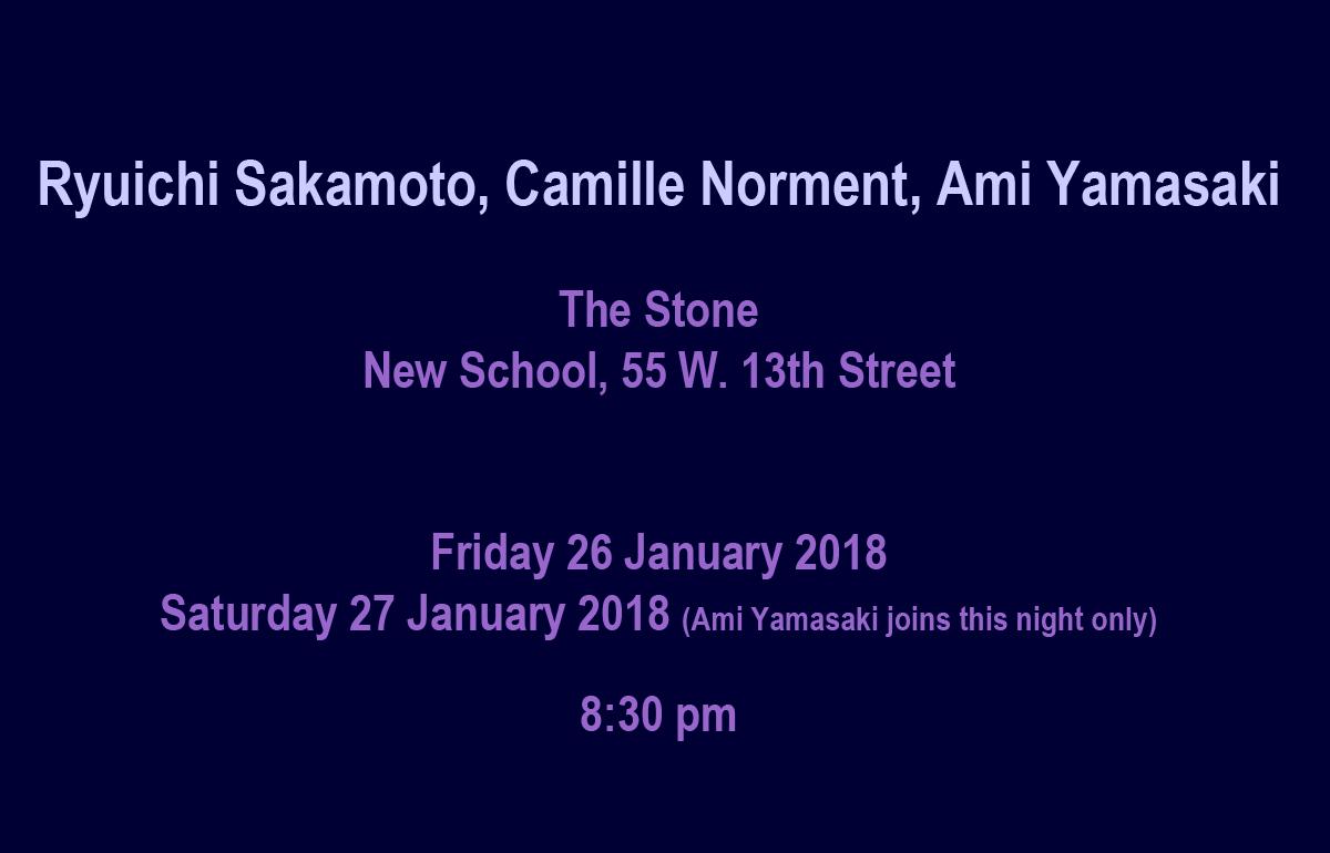Camille Norment Studio